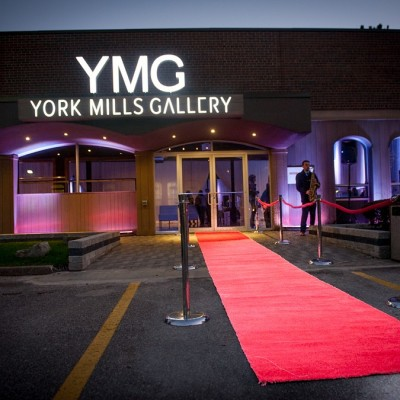 york mills gallery
